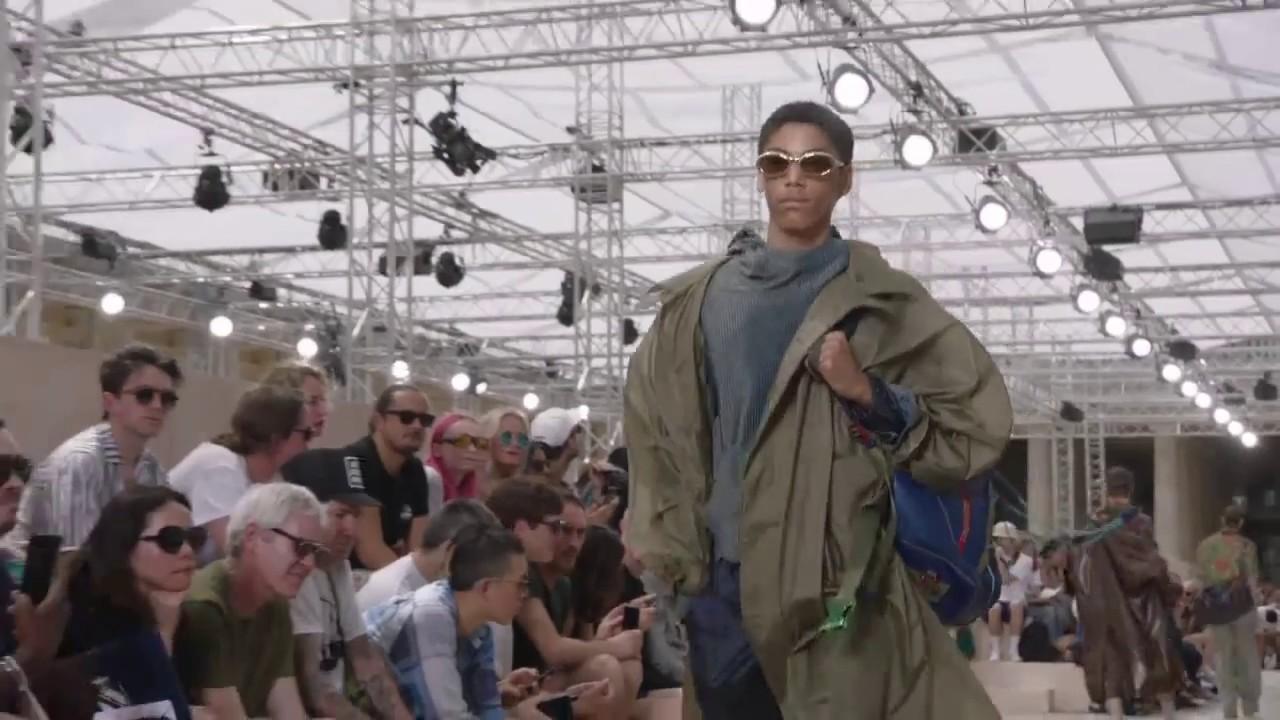 Listen  New Drake song premieres at Louis Vuitton fashion show - AXS ff5254eac6