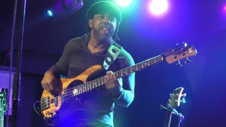 Victor Wooten hitting the road with Béla Fleck this summer, his own trio this fall