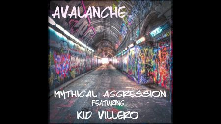 Mythical Aggression and Kid Villero bring the pain in 'Avalanche' music video