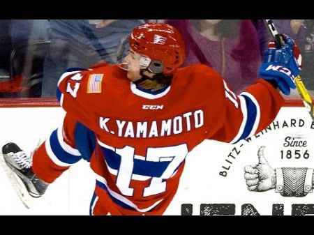 Yamamoto makes hockey history by becoming shortest NHL first round draft pick