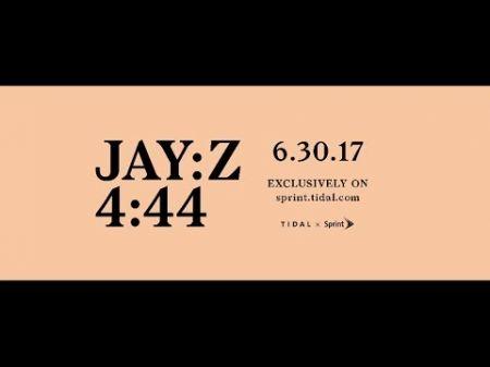 JAY-Z announces listening parties for new album '4:44 '