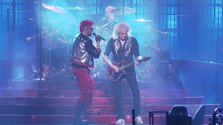 Watch:  Queen + Adam Lambert perform hits medley at US tour opener in Phoenix