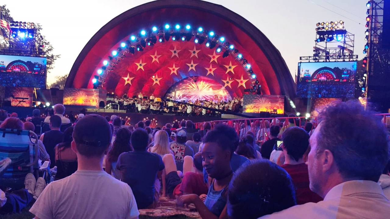 Free Concert At Hatch Shell July 30th >> Free July 4th Events In Boston 2017 Axs
