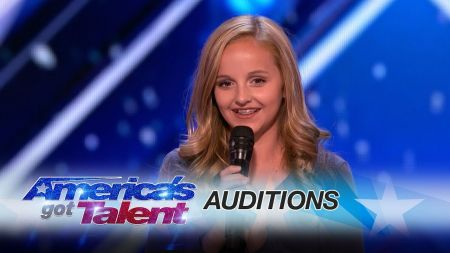 Interview: Evie Clair talks family, Christina Perri and being 'blessed' by her AGT journey