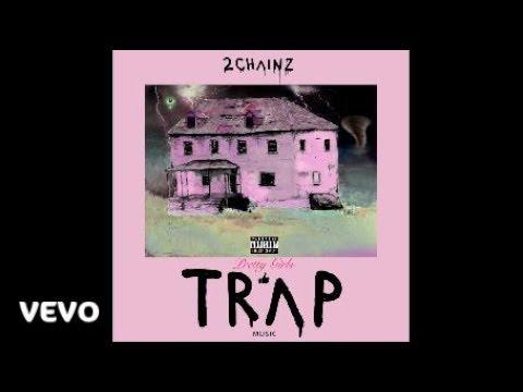 Nicki Minaj and 2 Chainz perform at the 2017 NBA Awards