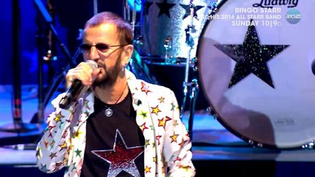 Ringo Starr invites long list of celebrities to celebrate his birthday