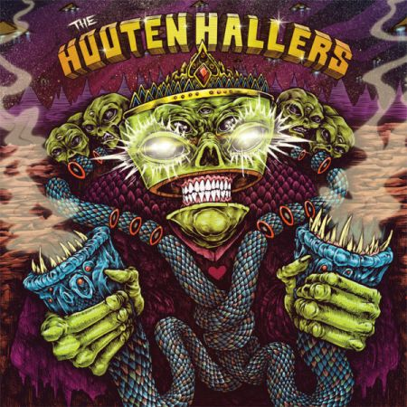 """""""The Hooten Hallers' CD cover"""