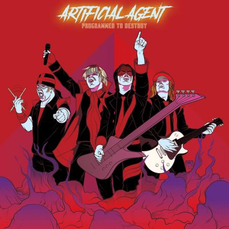 Interview: Artificial Agent's Derek Jendza talks 'Programmed To Destroy'