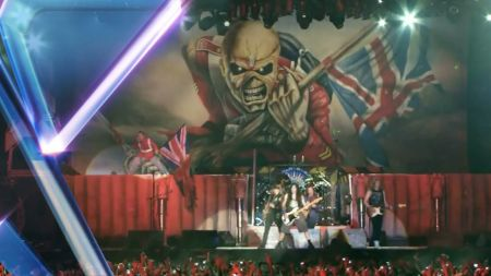 Iron Maiden to release comic book this summer