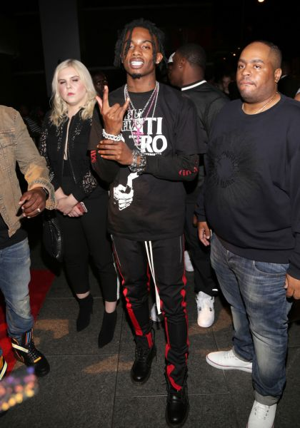 Jerritt Clark/Getty Images for Interscope Records