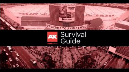 10 events to check out at Anime Expo 2017