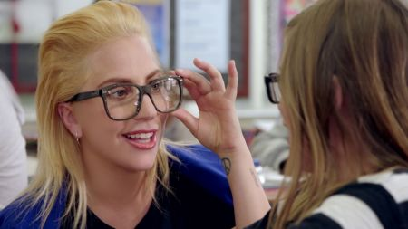 Watch: Lady Gaga teams with Staples to support education and promote kindness in schools