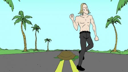 Iggy Pop and his dog star in PETA cartoon soundtracked by Nick Cave and the Bad Seeds (watch)