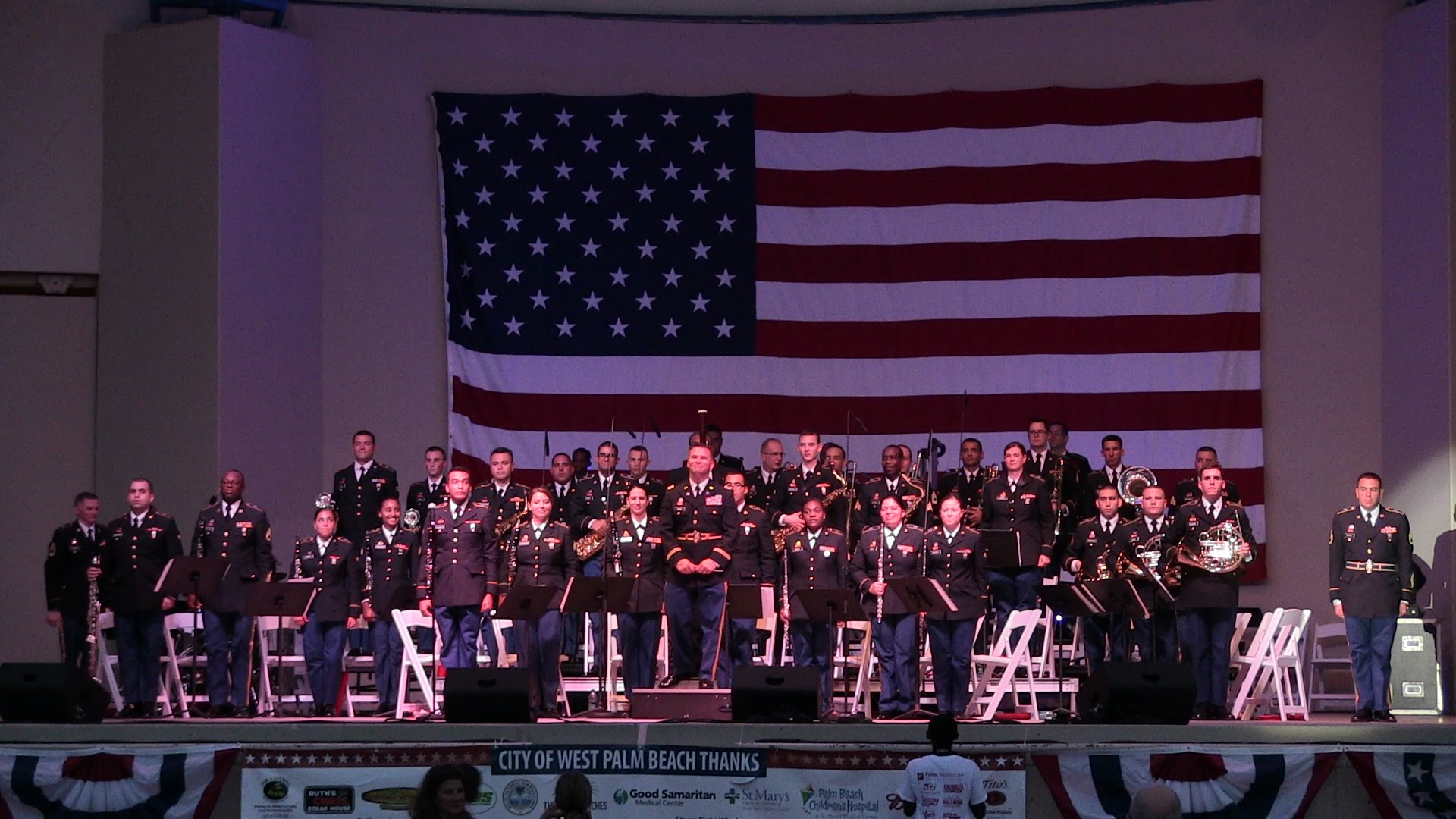 Free July 4th events in West Palm Beach and Ft. Pierce 2017