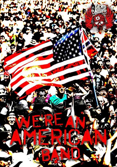 The Dead Daisies celebrate the 4th of July with release of 'We're An American Band'
