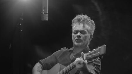 Watch: John Mellencamp releases cover of 'Dark as a Dungeon' from new documentary