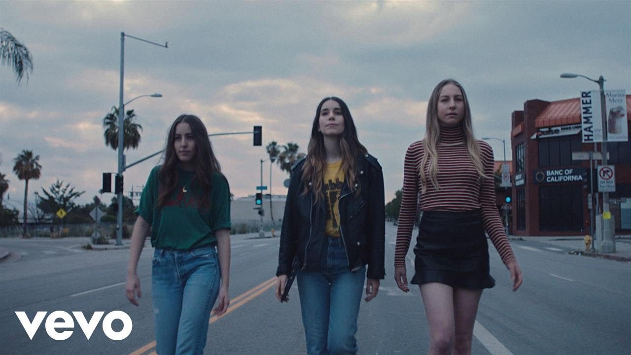 Watch the 'fourth Haim sister' ask to be in the band in new Funny or Die video