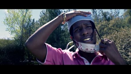Watch Tyler, the Creator's new video with A$AP Rocky