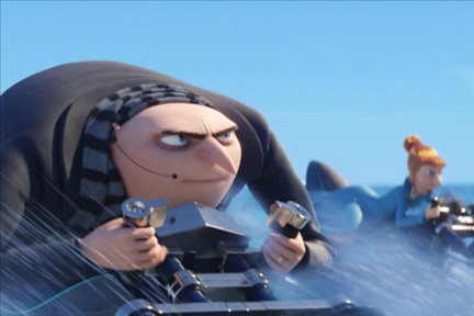 Movie reviews: 'Despicable Me 3,' 'Baby Driver' and 'The House' lead this week's new releases, June 30