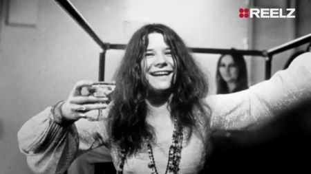 Check out an exclusive look at 'The Last Hours Of…Janis Joplin' on REELZ