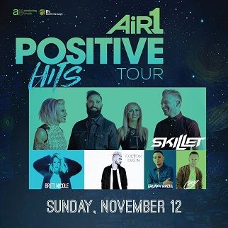 Air Positive Hits Tour Tickets