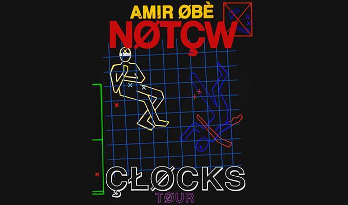 Amir Obè tickets at The New Parish in Oakland