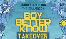 Boy Better Know Takeover tickets at The O2 in London