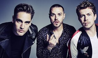 Busted tickets at Royal Albert Hall in London