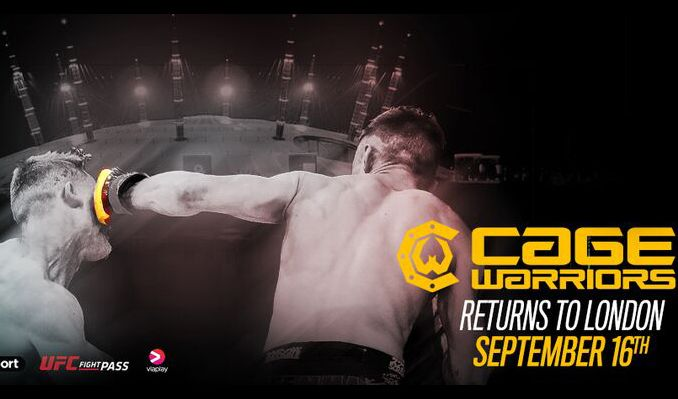 Cage Warriors 86 tickets at indigo at The O2 in London