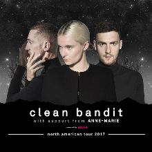 Clean Bandit tickets at Brooklyn Steel, Brooklyn