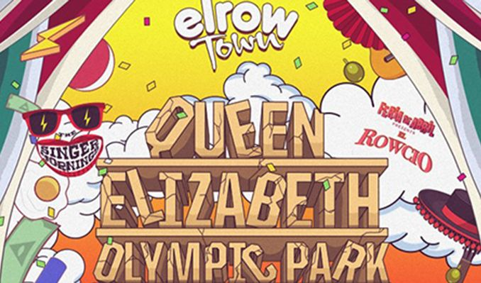 Elrow Town London Outdoors tickets at Queen Elizabeth Olympic Park, London