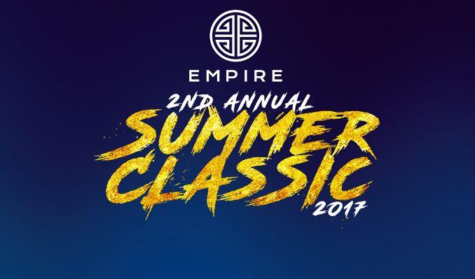 Empire Summer Classic tickets at The Regency Ballroom in San Francisco