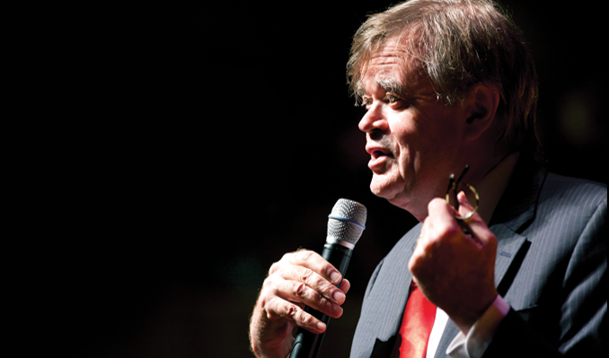 Garrison Keillor tickets at The Theatre at Ace Hotel in Los Angeles