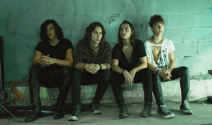 Greta Van Fleet tickets at John Anson Ford Theatres, Los Angeles