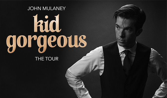 John Mulaney: Kid Gorgeous tickets at Arvest Bank Theatre at The Midland in Kansas City