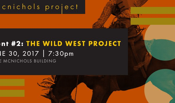 McNichols Project: The Wild West Project tickets at McNichols Civic Center Building in Denver
