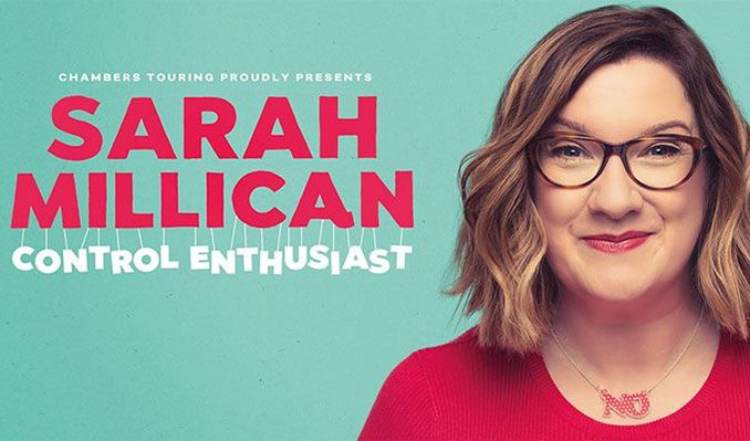 Sarah Millican tickets at Eventim Apollo in London