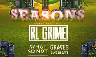 Seasons Summer Edition: RL Grime tickets at Arvest Bank Theatre at The Midland in Kansas City