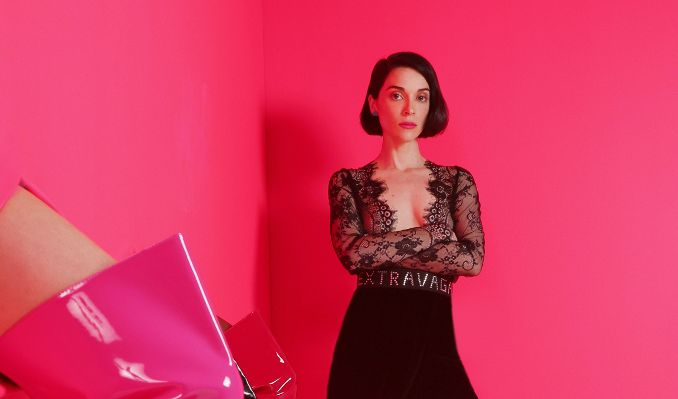 St. Vincent tickets at The NorVa in Norfolk