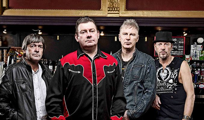 Stiff Little Fingers: 40th Anniversary tickets at El Rey Theatre in Los Angeles