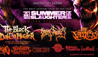 """The Black Dahlia Murder (performing """"Nocturnal"""" in its entirety)  tickets at Starland Ballroom in Sayreville"""