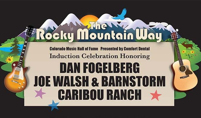 """THE ROCKY MOUNTAIN WAY"" Induction Concert featuring performances from Garth Brooks, Amy Grant & Vince Gill, Nitty Gritty Dirt Band, Richie Furay, Randy Owen of Alabama, Todd Park Mohr, Michael Martin Murphey and more, plus a reunion performance from Joe Walsh & Barnstorm  **SOLD OUT** tickets at Fiddler's Green Amphitheatre in Greenwood Village"