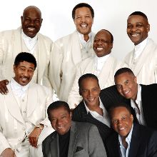 The Spinners and Little Anthony and The Imperials tickets at Keswick Theatre in Glenside