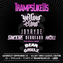 Tramps Like Us 2017 tickets at Valley View Casino Center in San Diego