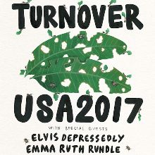 Turnover tickets at Music Hall of Williamsburg in Brooklyn