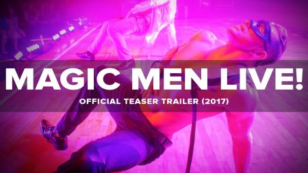 Magic Men Live! to bring the heat on 2017 tour