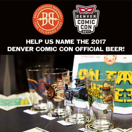 Denver Comic Con 2017: Beer naming contest winner announced