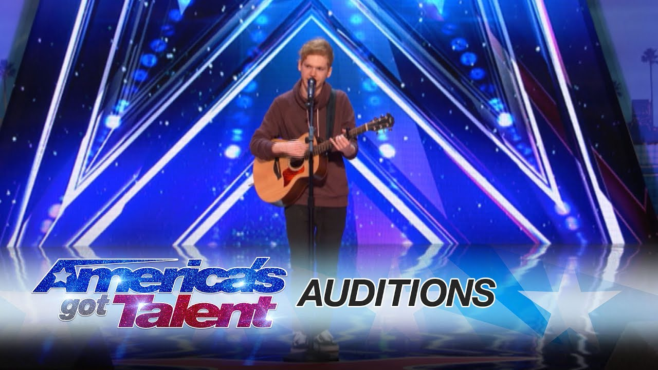 Interview: 'America's Got Talent' hopeful Chase Goehring talks songwriting, Ed Sheeran and 'Hurt' response
