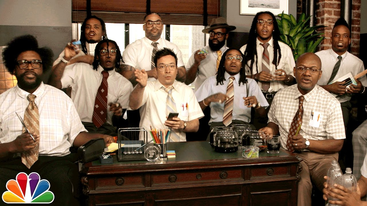 5 things you didn't know about The Roots