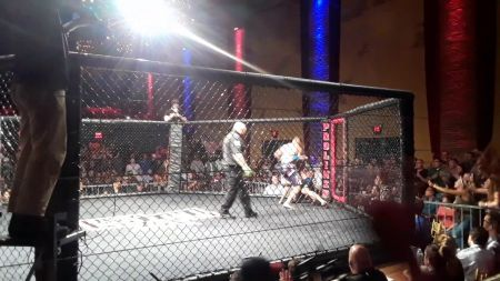 Triton Fights: Jeremy Puglia captures middleweight title with highlight-reel submission